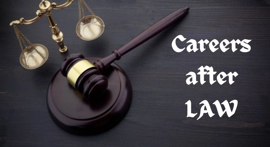 Careers after LAW