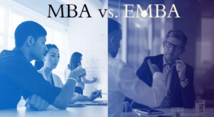 Full time MBA vs Executive MBA